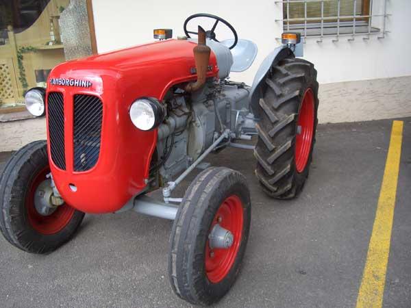 lamborghini traktoren geschichte